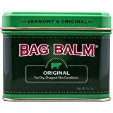 Vermont's Original Bag Balm Animal Ointment, 8 oz. Tin, For Dry, Chapped Skin Conditions, Lanolin-Based, Helps Keep Skin Smooth and Soft