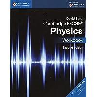 Cambridge IGCSE® Physics Workbook