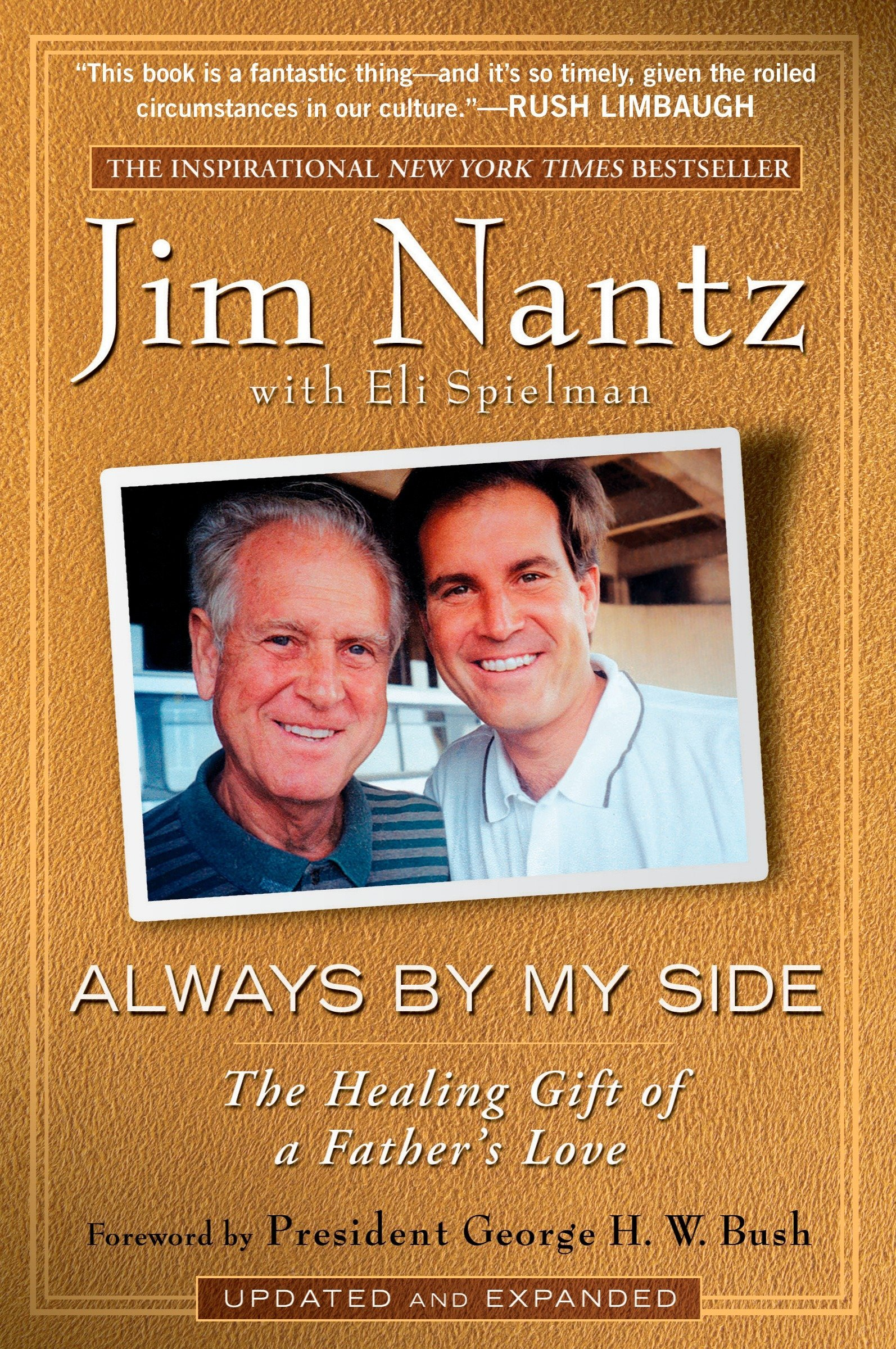 Always by My Side: The Healing Gift of a Father's Love Paperback – May 5, 2009 Jim Nantz Avery 1592404081 Parenting - Fatherhood