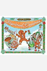 Gingerbread Christmas Hardcover