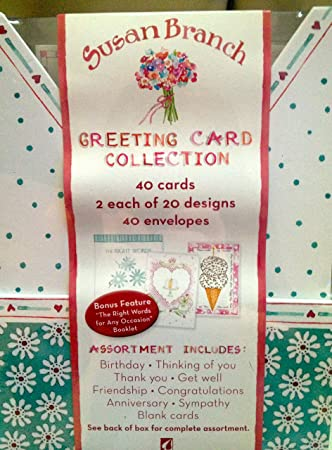 Amazon Susan Branch Greeting Card Collection Health Personal