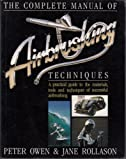 The Complete Manual of Airbrushing Techniques