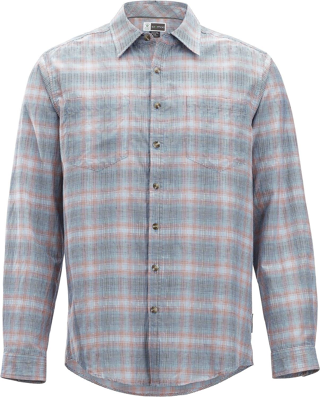 ExOfficio BugsAway Poros Plaidbutton Down Shirt