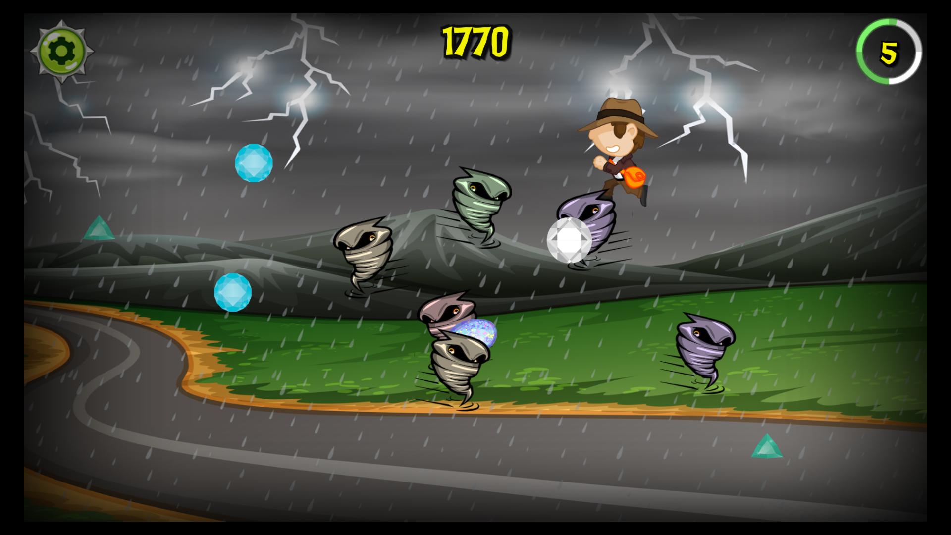 Tornado Frenzy Storm Chasing