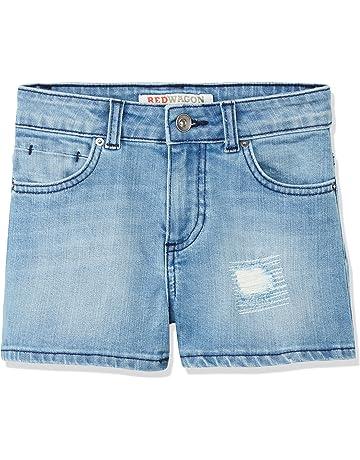 5dfb6fbc4dd7 RED WAGON Girl s Denim Shorts