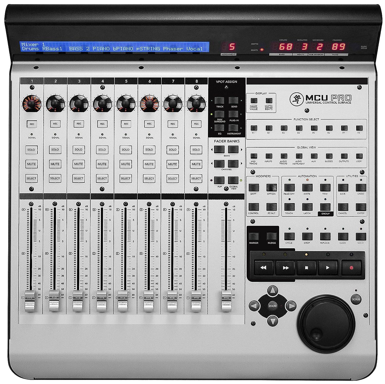Musikinstrumente Pro-audio Equipment Mackie Control Hui Overlay