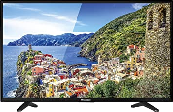 Hisense K320 42-Inch 4K Ultra HD 3840x2160 SMART TV (4x HDMI 3x USB2.0 SMR 800 Hz): Amazon.es: Electrónica