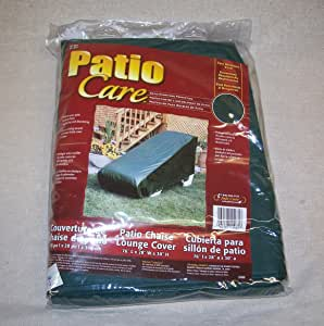Patio Care: Chaise Lounge Cover