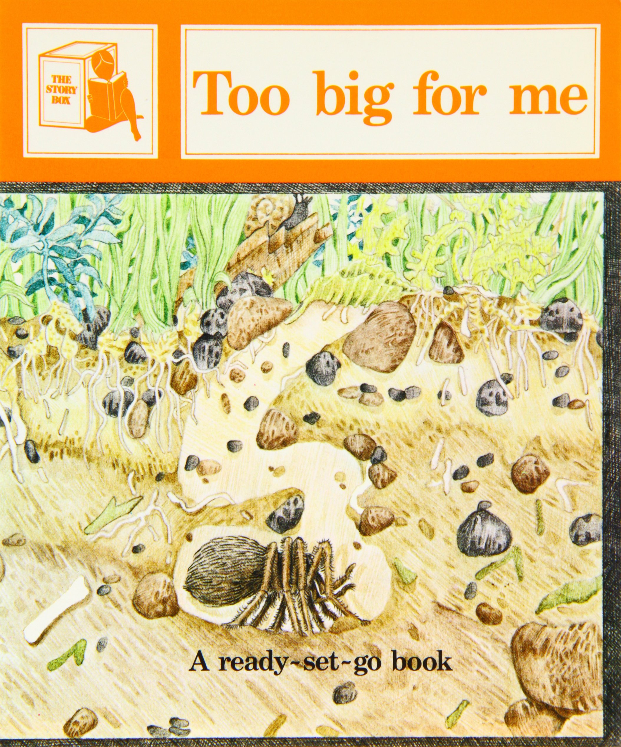 Download Too Big for Me (Ready-set-go Books) pdf epub