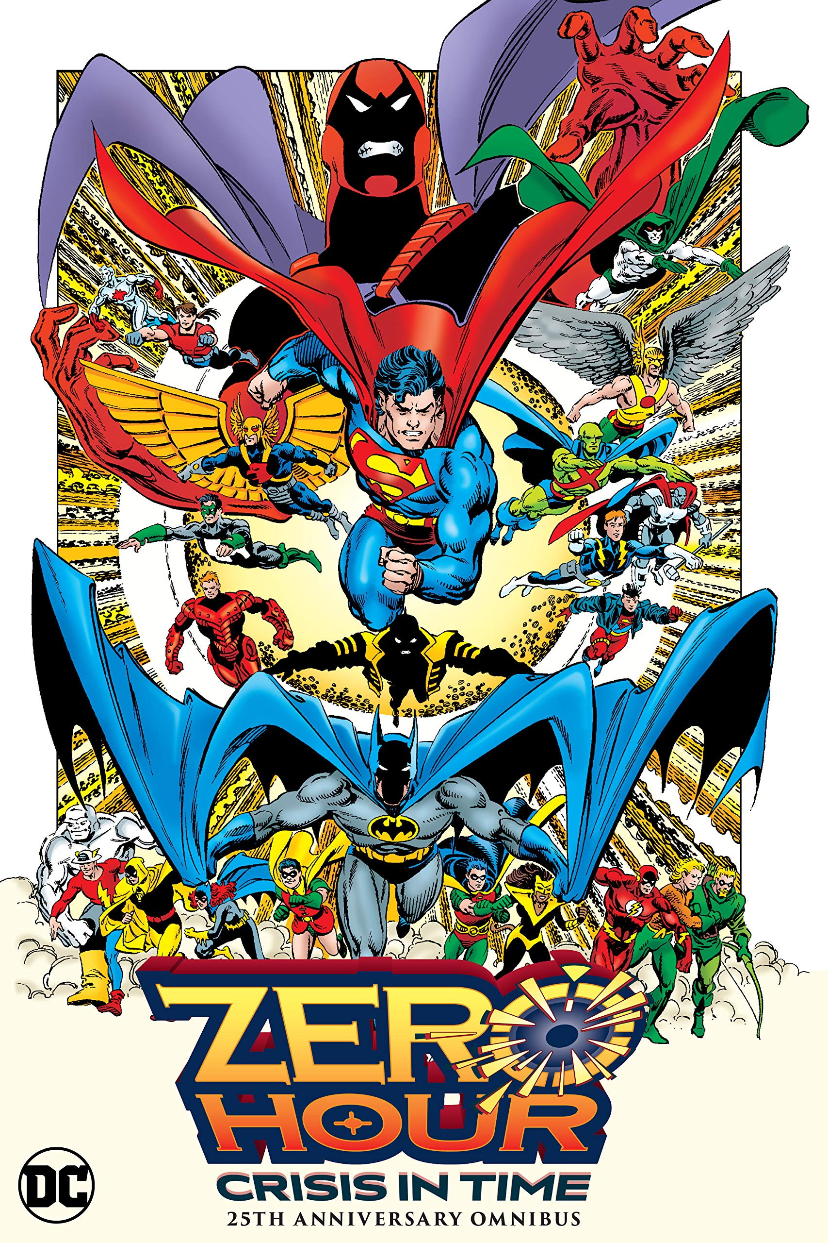 Zero Hour: Crisis in Time 25th Anniversary Omnibus by DC Comics