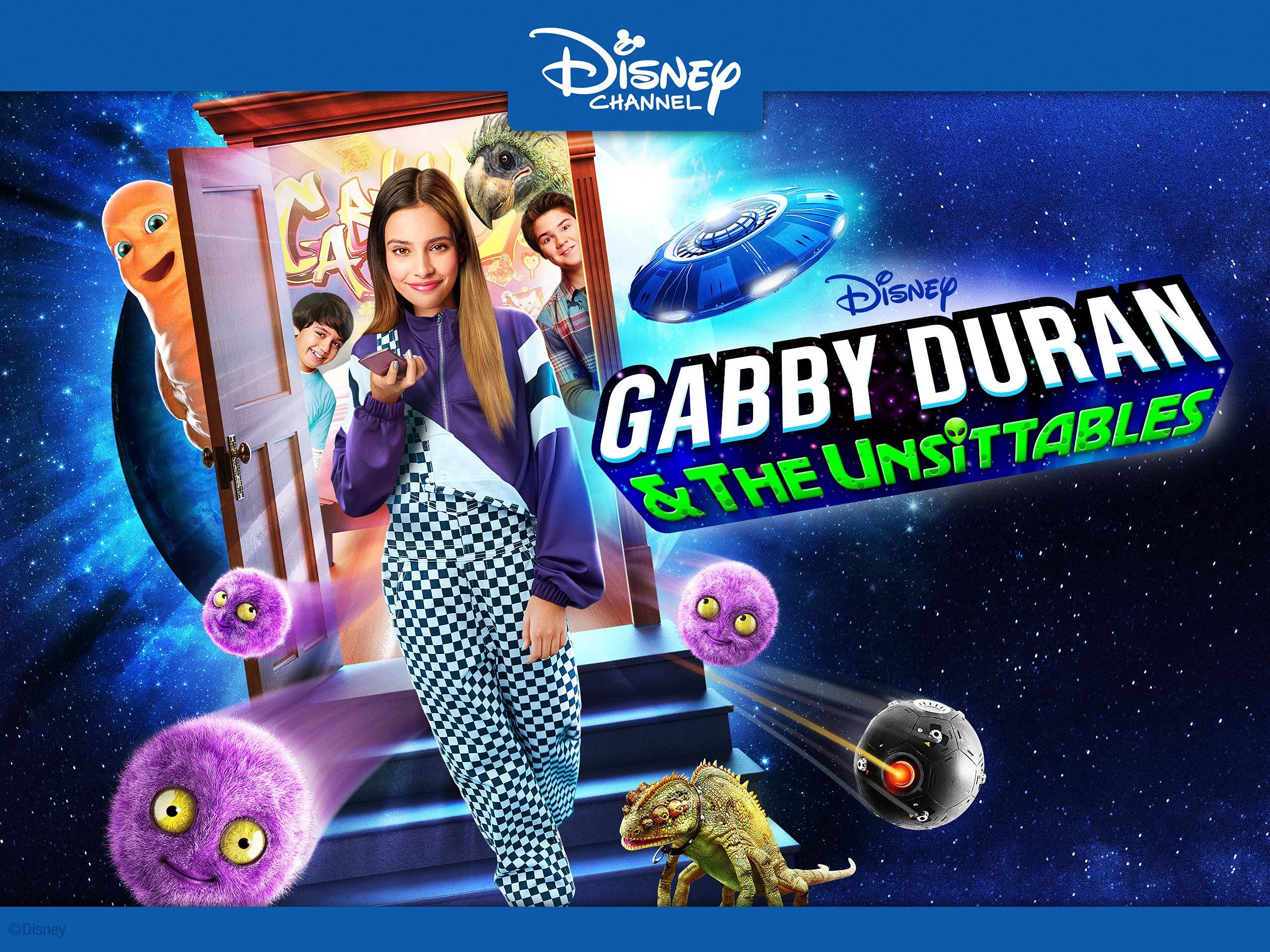 Watch Gabby Duran & the Unsittables Volume 3   Prime Video