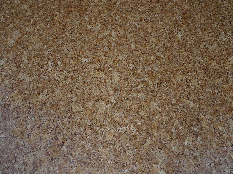 PVC Bodenbelag in Korkoptik Zuschnitt 2m breit, 3m lang 9,95/€//m/²