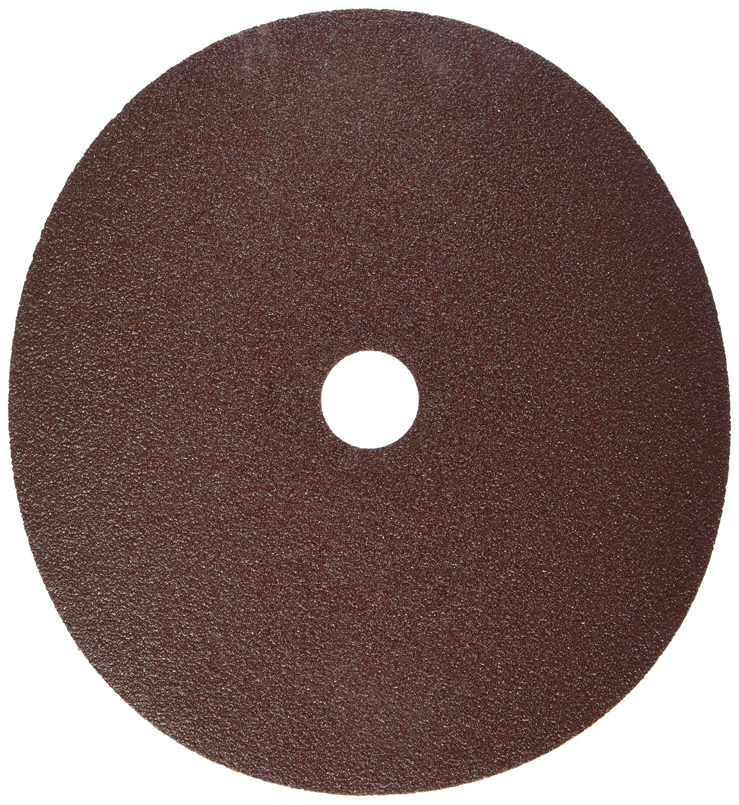 United Abrasives-SAIT 50033 SAIT Fiber Disc, 2A 7 X 7/8 50X Blue Line Disc, 25 Pack