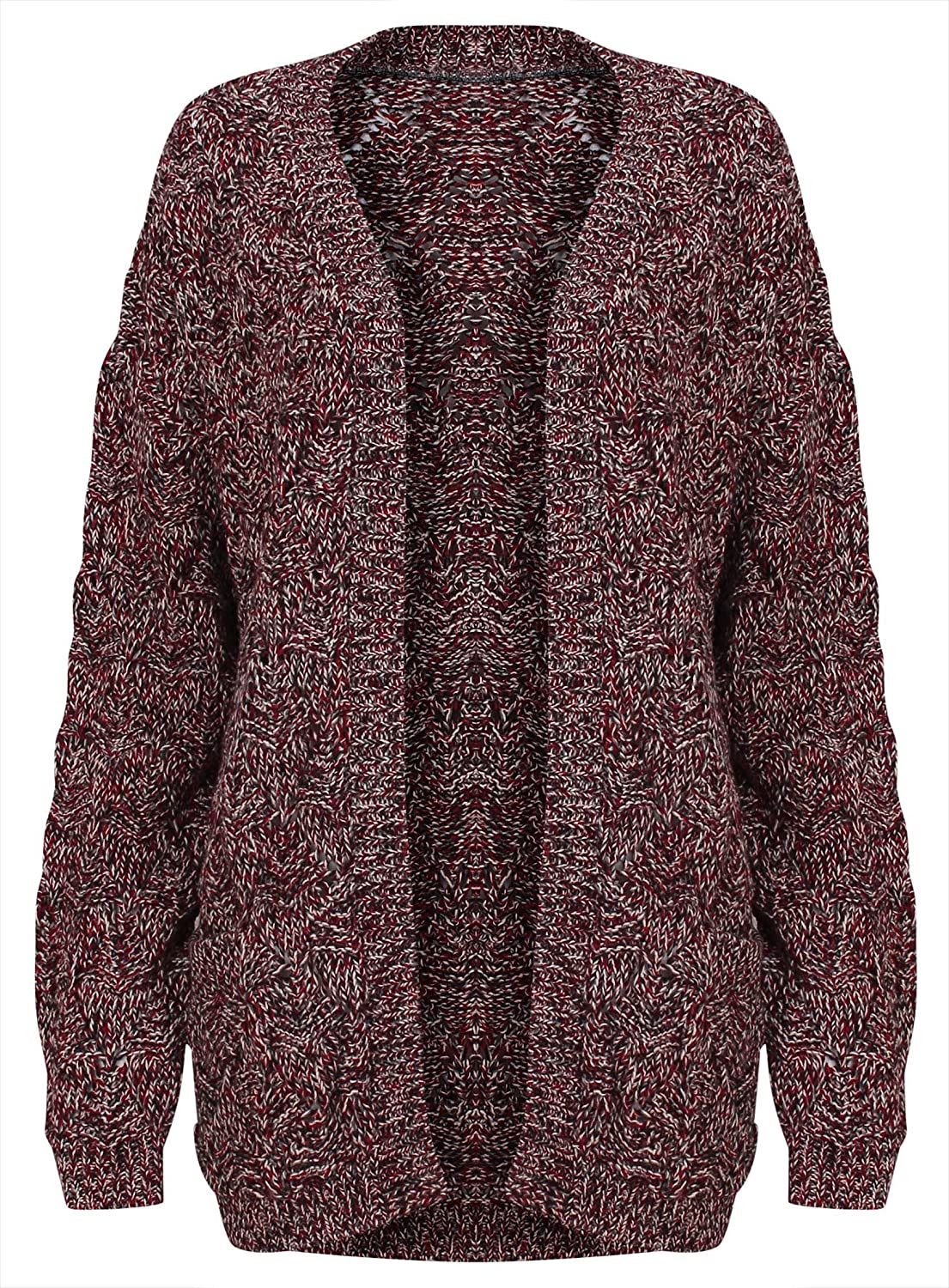 amazon 100% quality super cute New Ex F&F Tescos Ladies End To End Long Sleeve Cardigan ...