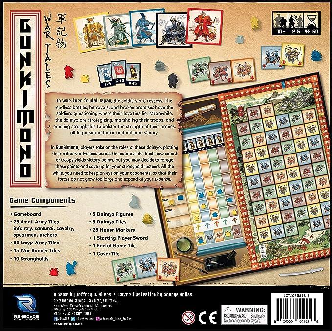 Renegade Game Studios RGS0829 - Accesorios para Videojuegos: Amazon.es: Juguetes y juegos
