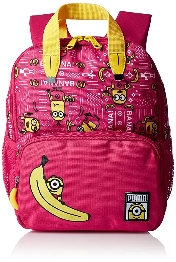 Puma Children s Minions S Backpack Rucksack c7f2dbac37308