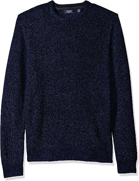 IZOD Mens $50 Crewneck Casual Stripe Sweater Choose Color /& Size