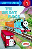 The Great Race (Thomas & Friends) (Step Into Reading - Level 1 - Paperback)