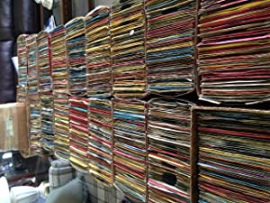 45 rpm Records Randomly Selected (Lots of 25)