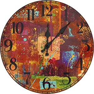 ORIENTAL Furniture India by Gita Wall Clock