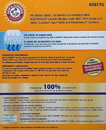 Amazon.com - Arm & Hammer Odor Eliminating Premium Allergen ...
