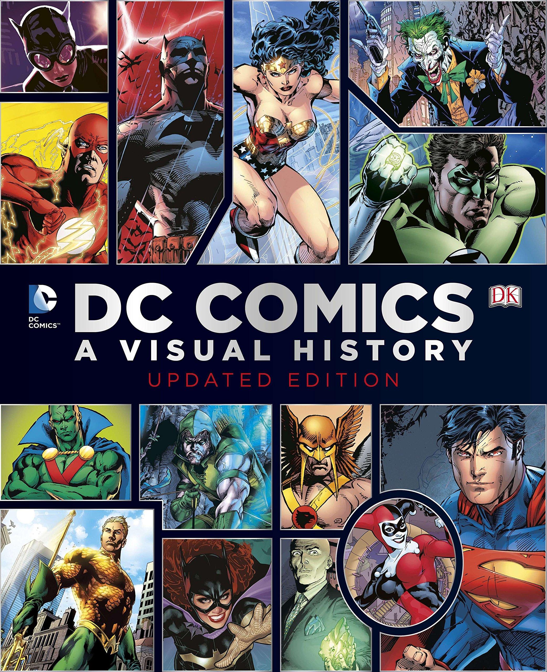 DC Comics: A Visual History: Amazon.es: Daniel Wallace, Alan ...