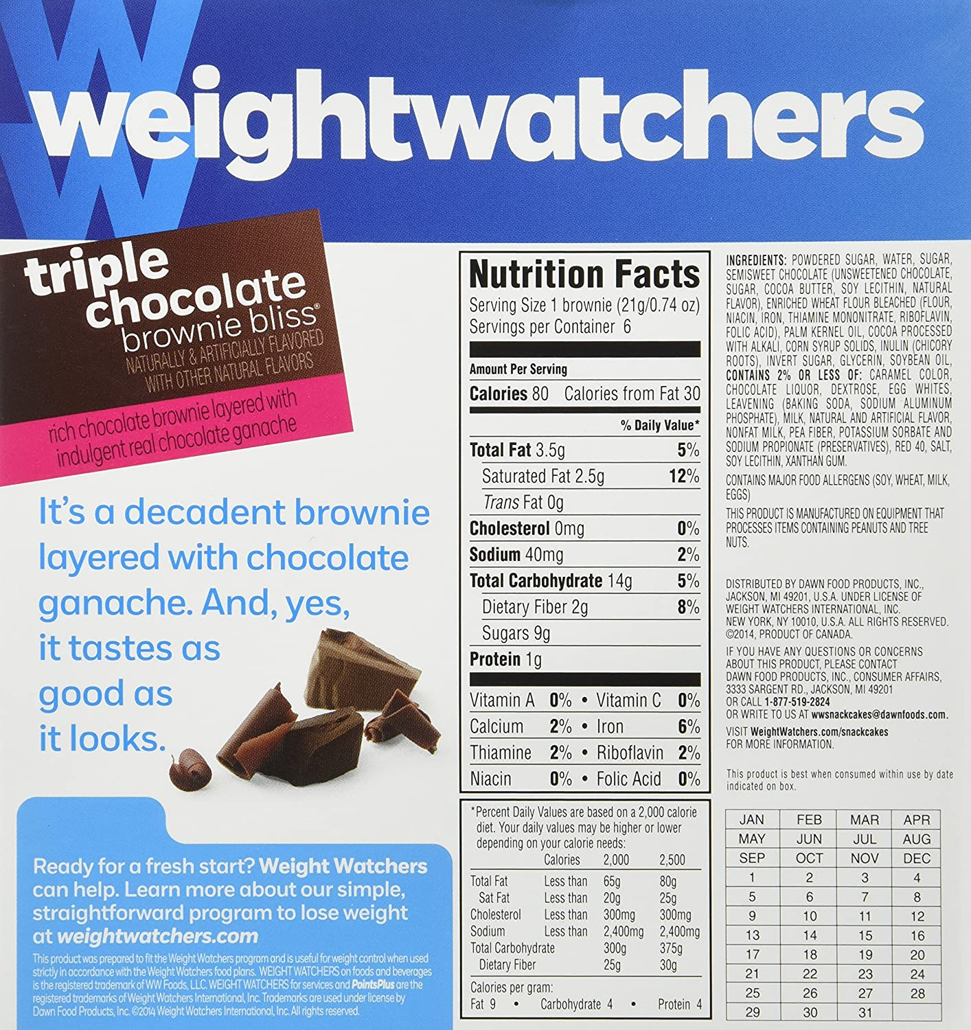Whole Foods Weight Watchers Support