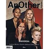 AnOther Magazine [UK] Autumn - Winter Ter 17 2017 (単号)
