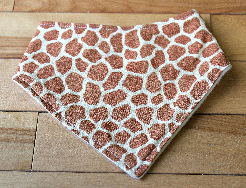Giraffe Bandana Bib