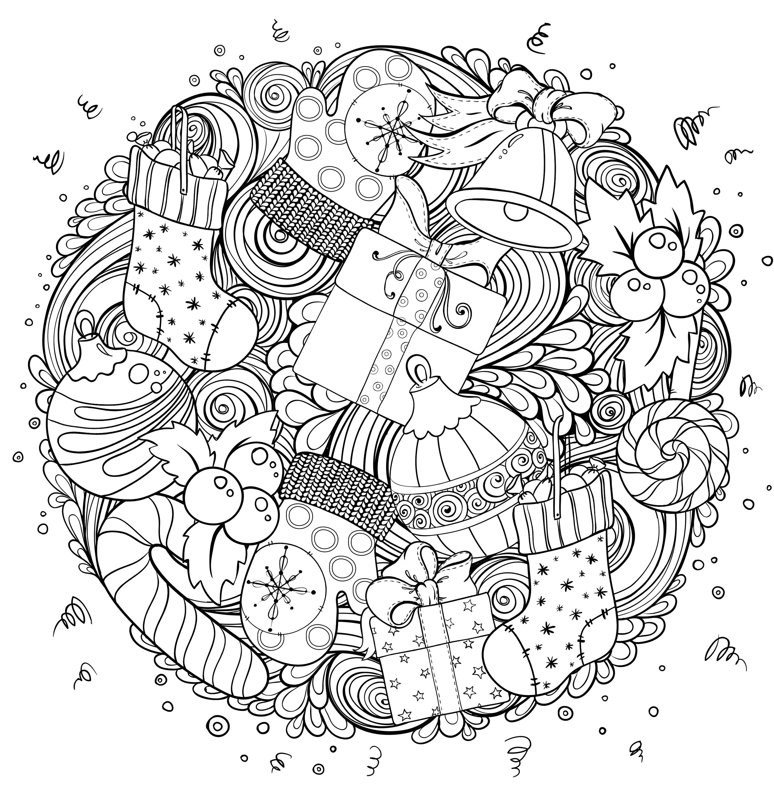 Christmas Designs Adult Coloring Book 31 Stress Relieving Amazonca Peter Pauper Press Books