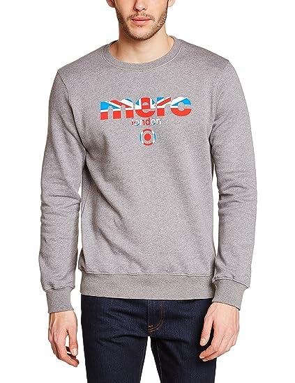 Manches Et Sweat Otto Accessoires London Homme Shirt Longues Of Vêtements Merc qwSWXTnaT