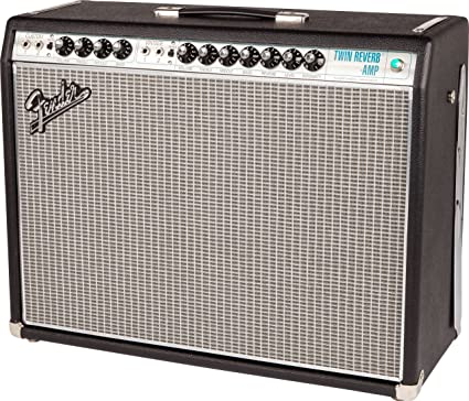 Amazon Fender 68 Custom Twin Reverb Amplifier Musical Instruments
