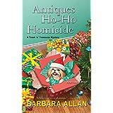 Antiques Ho-Ho-Homicides: A Trash 'n' Treasures Christmas Collection (A Trash 'n' Treasures Mystery)