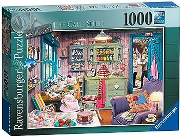 Kinder Freizeit Ravensburger Puzzle 1000 Hobby