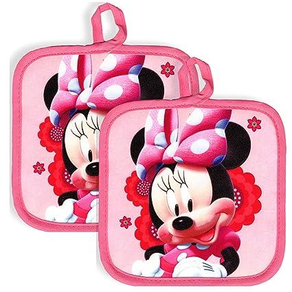 Amazon Com Disney Minnie Mouse Kitchen Set 2 Minnie Mouse Pot