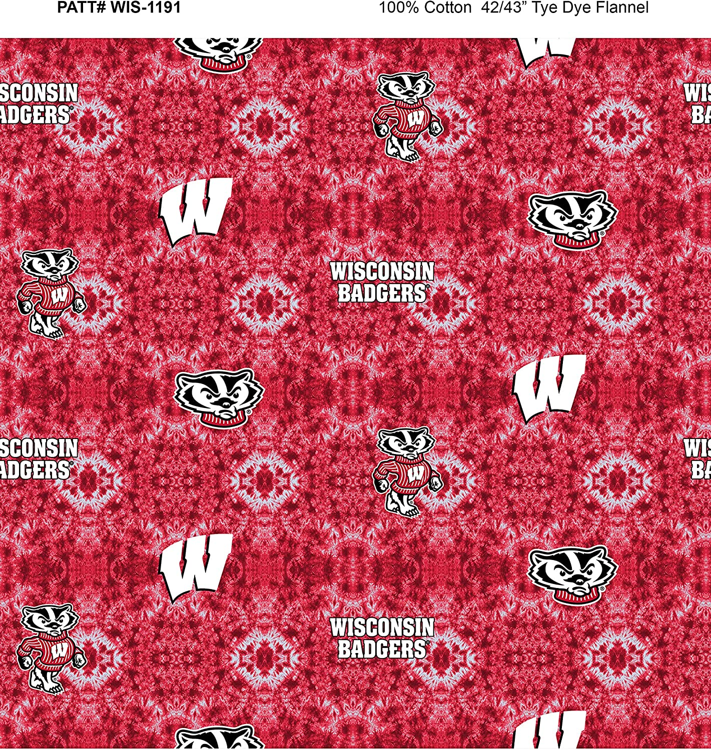 University of Alabama Flannel Fabric sold by the yard-New Check Pattern-100/% cotton Flannel
