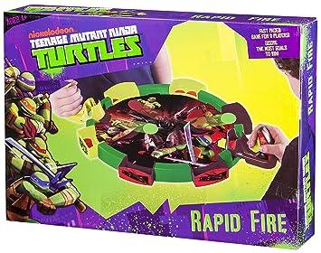 SAMBRO Ninja Turtles Batalla Discos: Amazon.es: Juguetes y ...