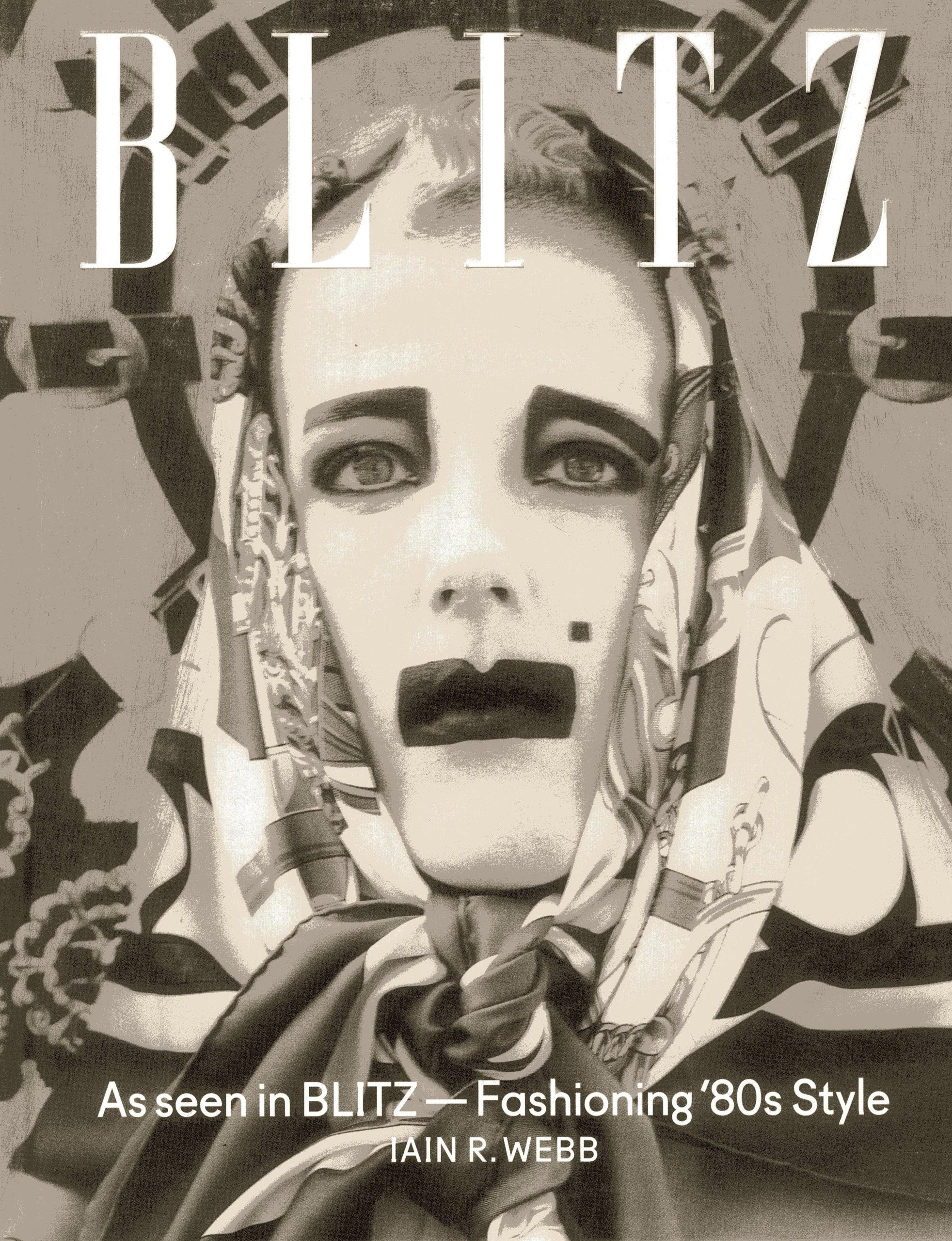 As Seen in BLITZ: Fashioning '80s Style by Brand: Antique Collectors Club Dist