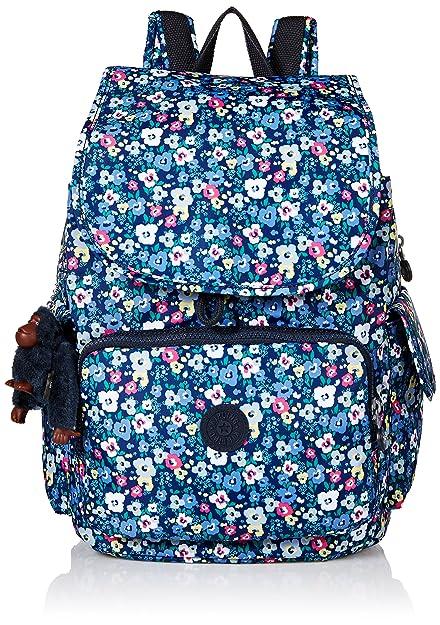 c49fc51830e Kipling City Pack Bustling Petals Backpack, Bstlpetals: Amazon.co.uk ...