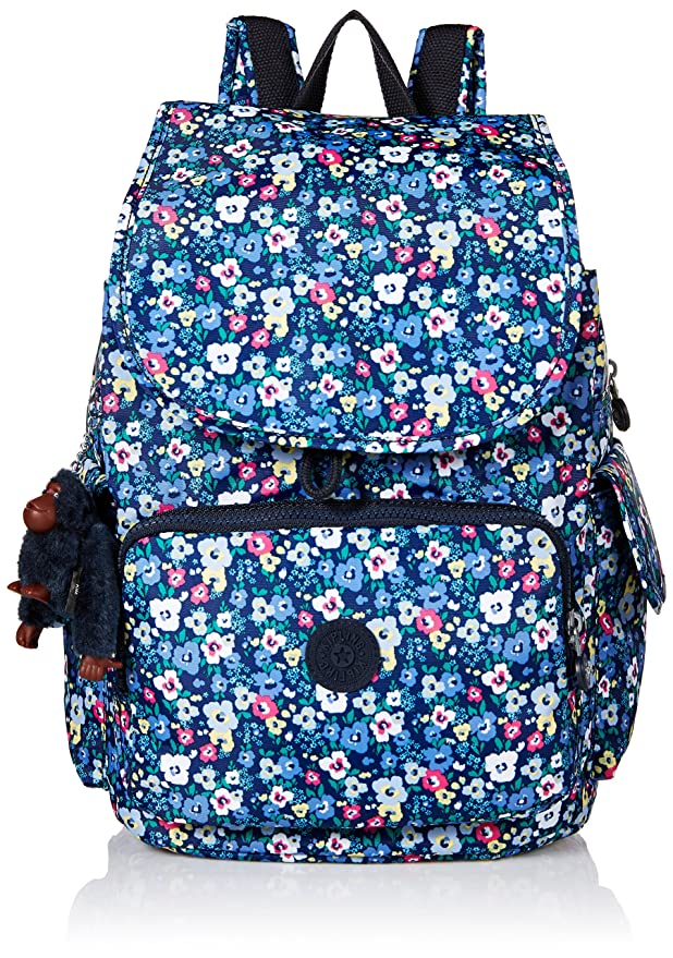 Kipling City Pack Printed Backpack Bustling Petals