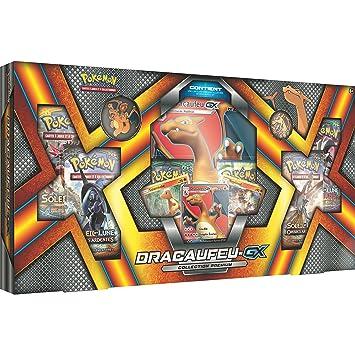 Pokémon Jeux de Cartes Coffret Dracaufeu GX GX GX Collection Premium e0f107