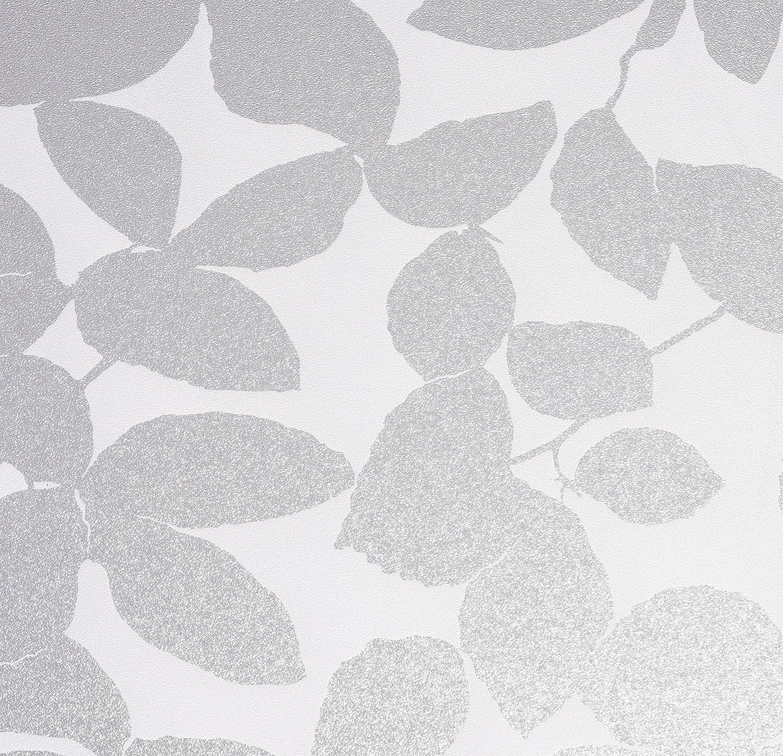 Film De Fenêtre Statique vitrostatic décor film vitro Leaf Feuilles lianes Saladier
