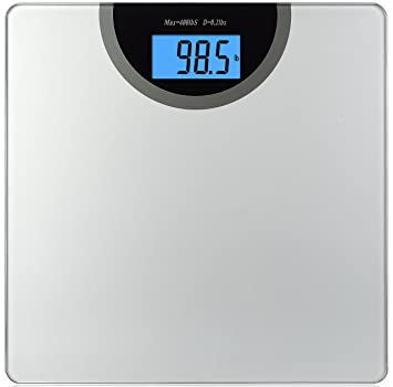 Amazon Com Balancefrom Digital Body Weight Bathroom Scale With Step