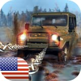 mud truck games - World UAZ Offroad Simulator: America, Canada and Beyond