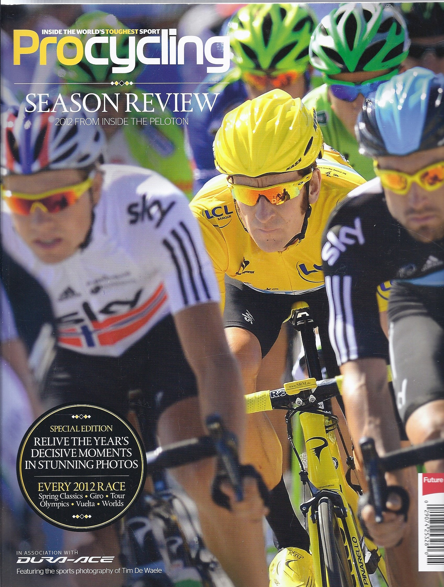 Procycling Magazine (Season Review 2012) ebook