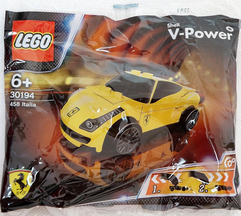 LEGO Ferrari Shell Promo 30194 Ferrari 458 Italia Ferrari Lego (japan import)