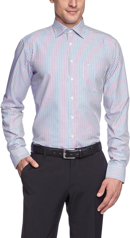 Seidensticker - Camisa Regular fit para Hombre, Talla 2XL ...
