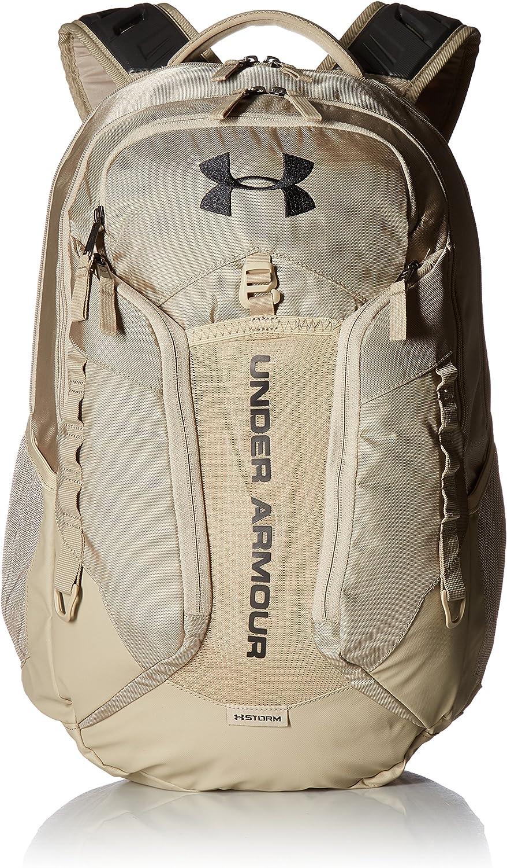 Under Armour Storm Contender Sac à dos en acier noir 001 Taille Unique Sac de sport