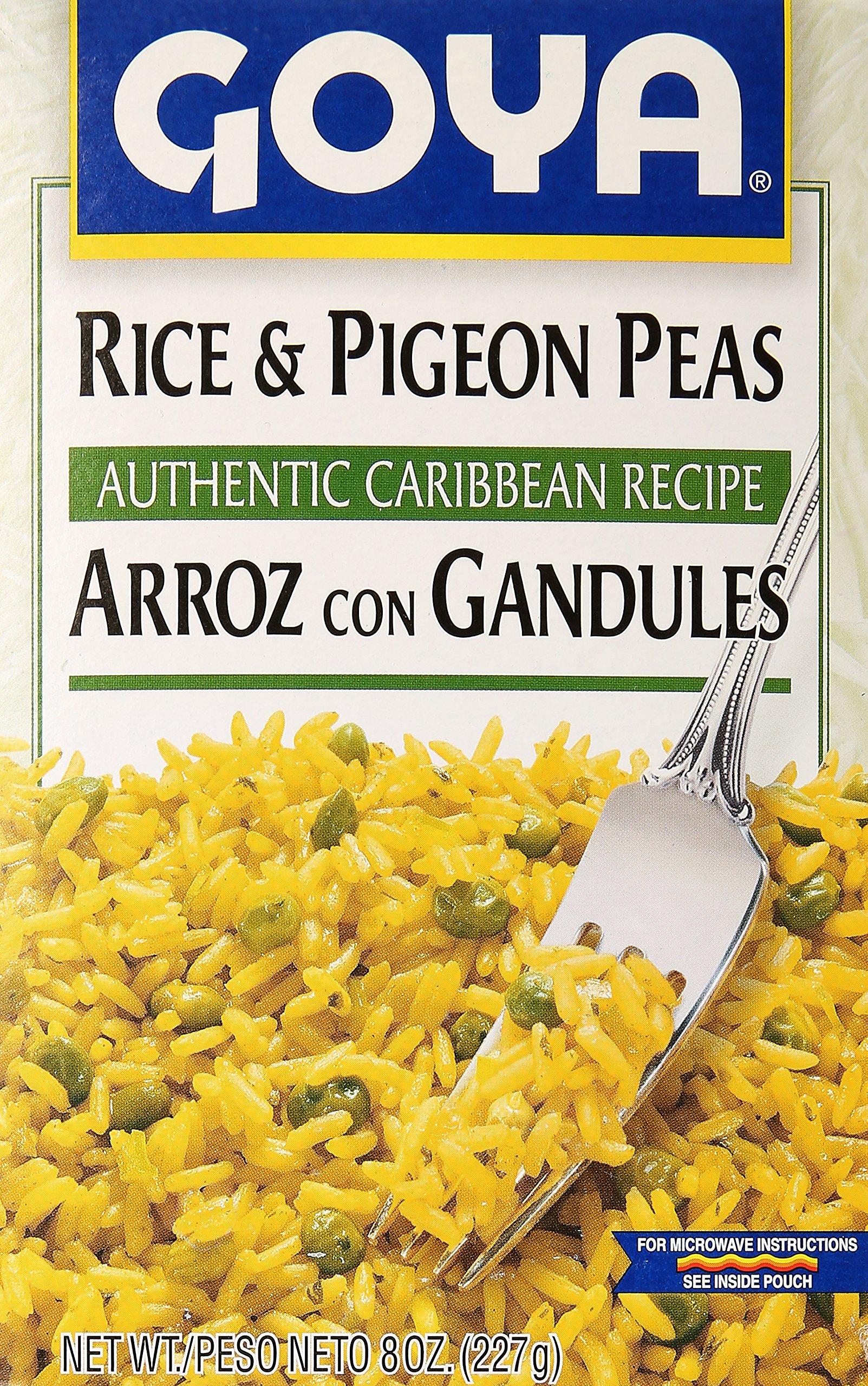 Goya Arroz con Gandules Rice & Pigeon Peas