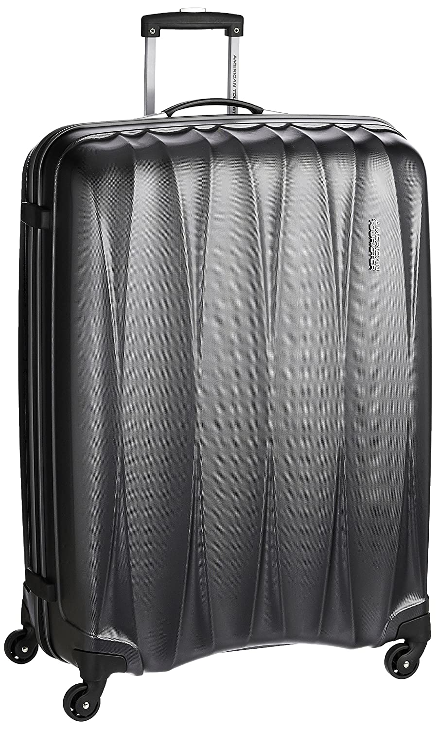 329070471 American Tourister Polycarbonate 79 cms Gun Metal Hardsided Suitcase (38W  (0) 58 003): Amazon.in: Bags, Wallets & Luggage